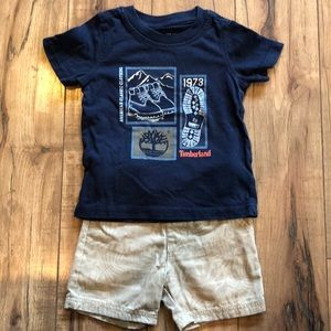 Timberland toddler outfit
